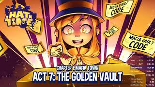 A Hat in Time Any% Speedrun in 52:20.60 [Old World Record]