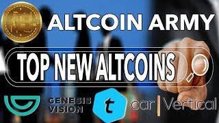 Top New Altcoins From Last 30 Days | Community Crypto Pick
