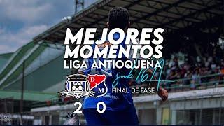 ARCO ZARAGOZA 2 - 0 DIM   MEJORES MOMENTOS   LAF sub 16A Final de Fase
