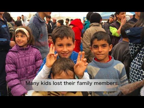 Syrian Refugee in Kilis, Turkey