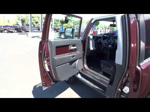 Lithia Chevrolet Redding >> 2007 Toyota FJ Cruiser Redding, Eureka, Red Bluff, Chico ...
