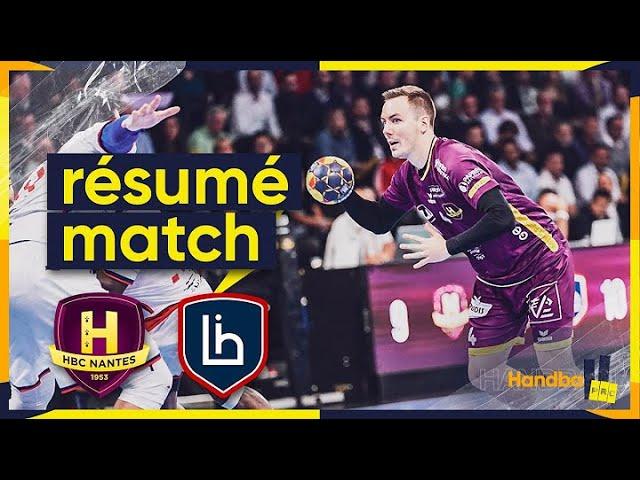 RESUME // Nantes-Limoges // Liqui Moly StarLigue J05