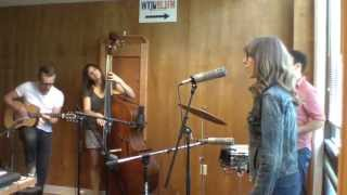 lake street dive on wtju bad self portraits