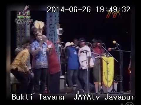 Tayang JayaTV Penutupan Festival Danau Sentani BAG 2