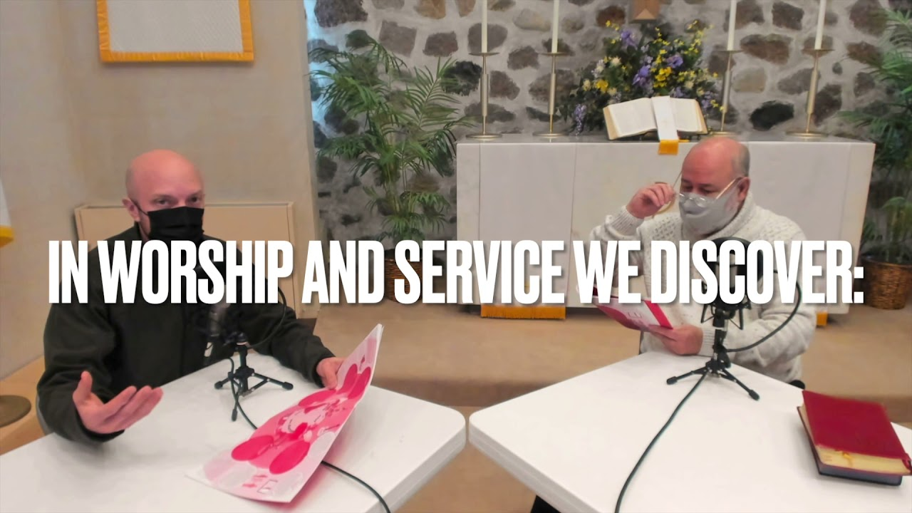 Confirmation #23: Worship & Service