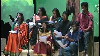 Songs of Tagore influenced by western melodies: Chorus; Narration: Iffat Nawaz and Karim Wahid