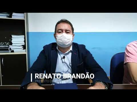 ANDORINHA TEM PRIMEIRO CASO POSITIVO PARA COVID-19