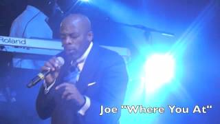 Joe Thomas -Kings Of R&B Concert - 30 Jan 2015 London UK -