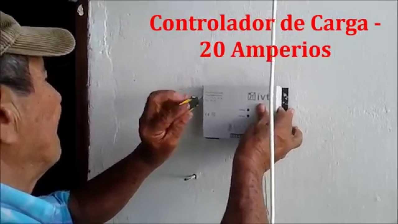 Como Instalar Paneles Solares En Una Casa En Colombia Subtitulado En Espanol Youtube