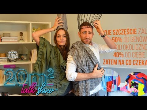 Zuzanna Bijoch, 20m2 talk-show, teaser 276