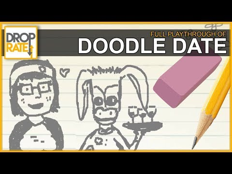 Doodle Date [Full Playthrough]