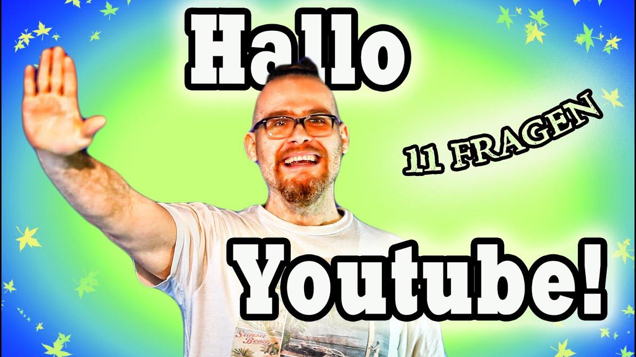 Youtube Projekt: Fragen zu Deiner Persönlichkeit
