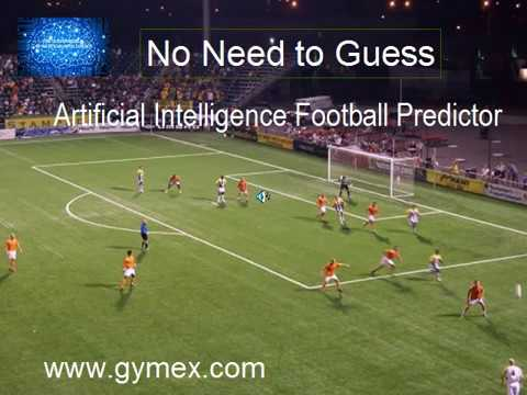 Artificial Intelligence Football Predictor