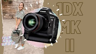 NEW CAMERA DAY!!! | *WOW* | USING OUR 1D X MKII FOR THE FIRST TIME | PLUS CAR MUKBANG | The Vedrines