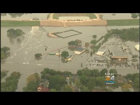 Parts Of Texas Still Underwater 10 Days After Harvey