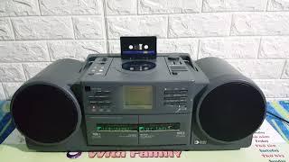 Cassette Radio Sharp QT-77CD