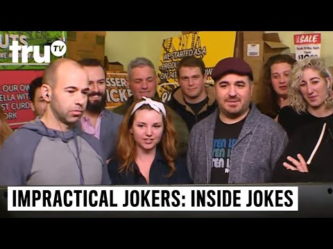 Impractical Jokers: Inside Jokes - The Jingle Vest Returns   truTV