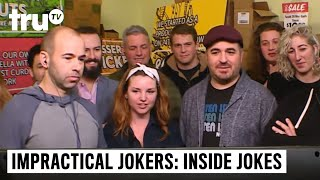 Impractical Jokers: Inside Jokes - The Jingle Vest Returns | truTV