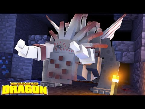 WHITE BEWILDERBEAST JOINS OUR NATION!  How To Train Your Dragon wTinyTurtle