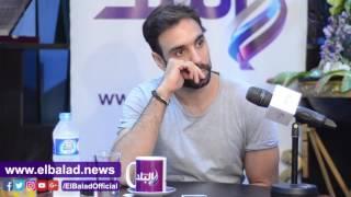أحمد الشامي يكشف أسرار قبوله «الخانكة» و«كلمة سر» .. فيديو