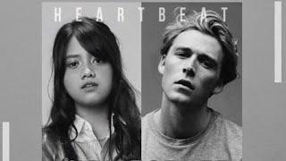Hanin Diya ft. Christopher - HEARTBEAT (Lyrics)