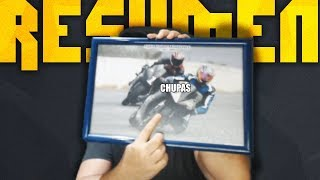 Cuando era motociclista 100% real pro no feik    R-472