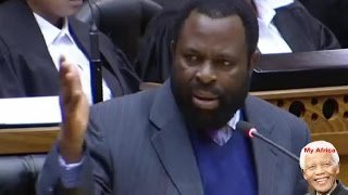 Download Video ANC You Are A Terrible Organisation - Madisha Of COPE MP3 3GP MP4