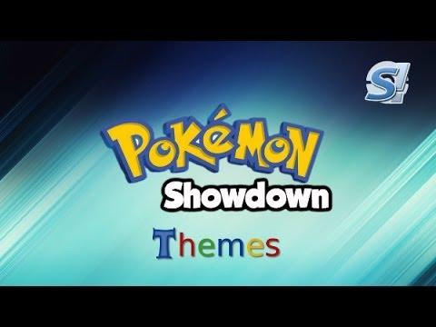 Stylish pokemon showdown themes