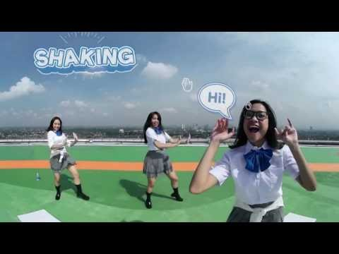 "POCARI SWEAT ION DANCE 360 VIDEO ""ROOFTOP"""