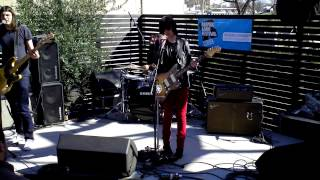 British band Little Barrie play New Diamond Love at the Reeperbahn ...