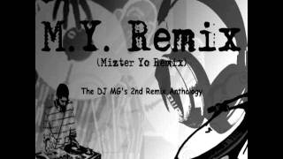 God Gave Me You (M.Y. 2nd Mix @ 76 BPM) - Bryan White (Remixed by DJ MG a.k.a. Mizter Yo)