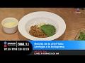 Receta de la chef Yolo: Lentejas a la bolognesa
