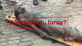 Corpo encontrado no meio da lama é do ator Domingos Montagner thumbnail