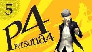 Persona 4 - 5: Yosuke