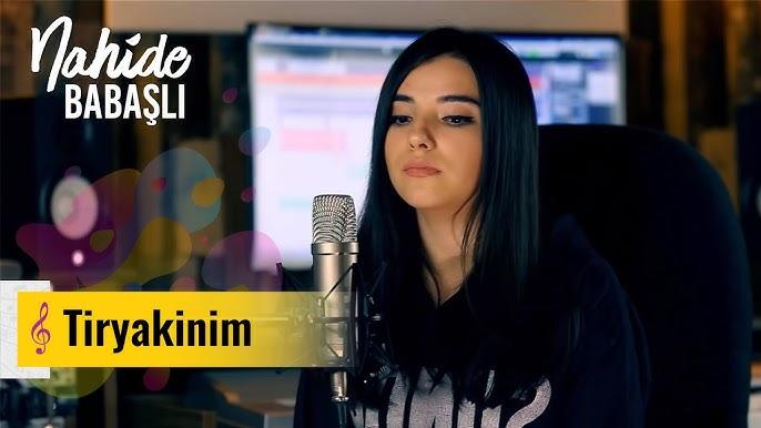 Nahide Babashli Ay Yuzlum Cover Youtube