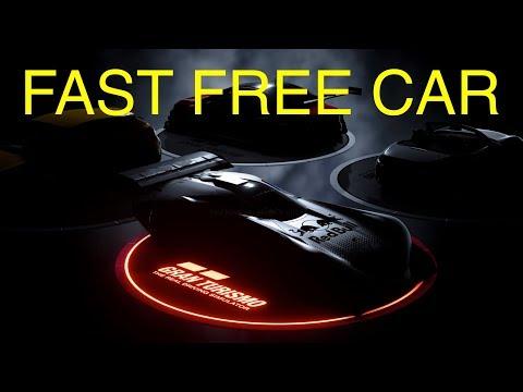 Fast Free Car: Gran Turismo Sport
