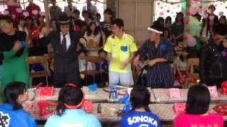 奈良高の文化祭.