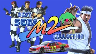 Best SEGA MODEL 2 Collection