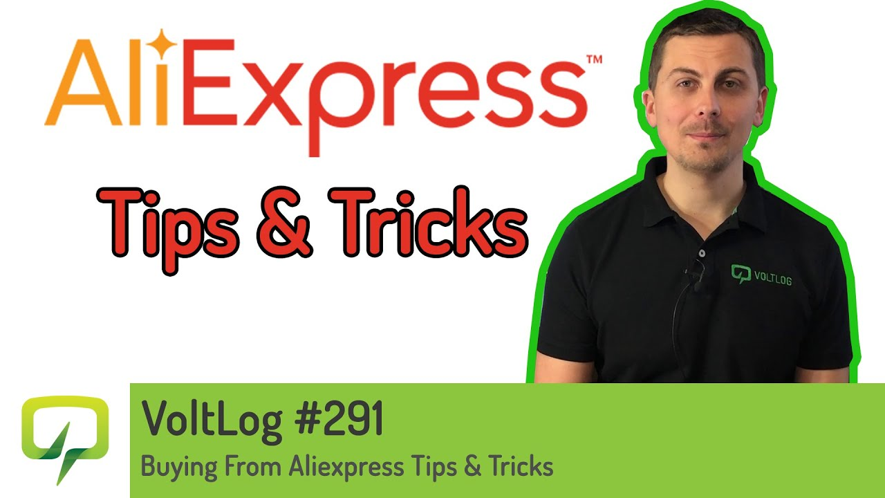 Buying From Aliexpress Tips & Tricks