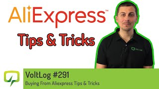 Voltlog #291 - Buỳing From Aliexpress Tips & Tricks