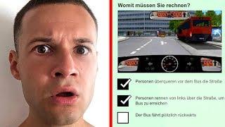 Führerschein Theorie Prüfung