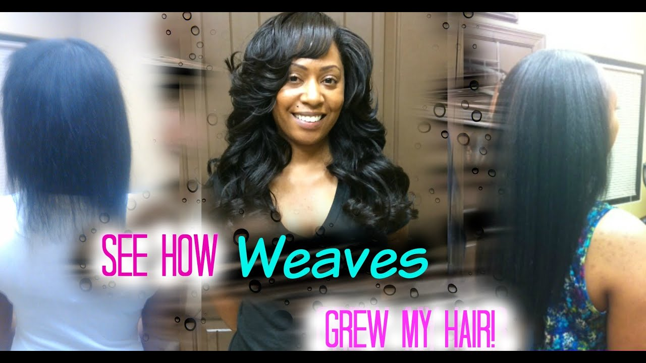 Waist Length On 2 Year Relaxer Hair Journey Hair Vlog Los