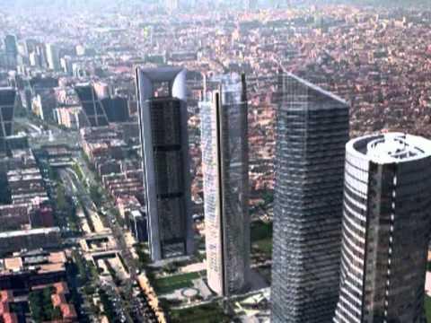 Madrid antiguo vs moderno ocios o s madrid youtube for Madrid moderno