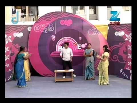 Home Minister - Tamil Family Game Show - Episode 563 - Zee Tamil TV Serial - Webisode