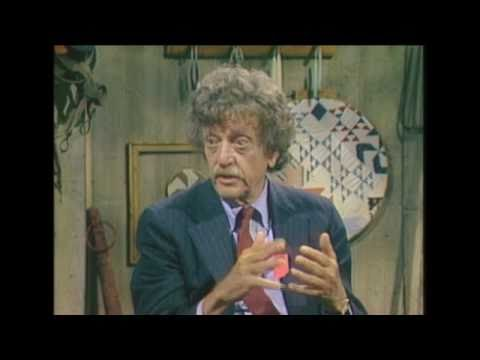 Kurt Vonnegut Interview - Part 1 [WFYIOnline]