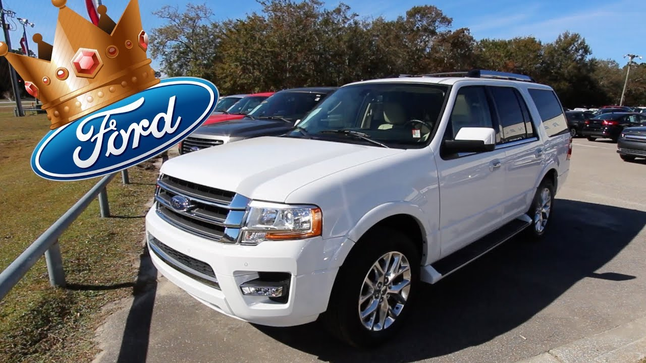 2017 FORD EXPEDITION LIMITED | For Sale Review @ Ravenel Ford | Nov