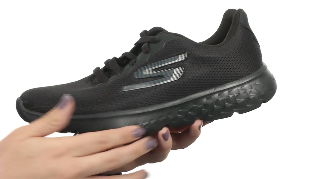 6cf4358f9cb SKECHERS Go Run 400 - Action SKU 8809056 - YouTube