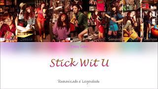 Girls' Generation - Stick Wit U (Rom/Legendado)