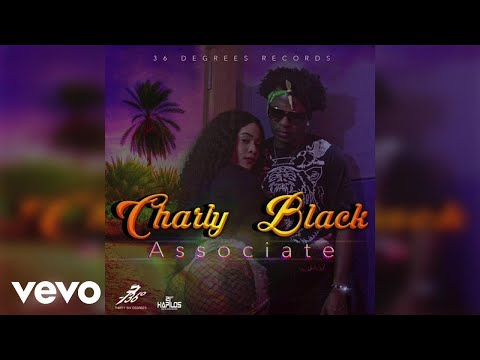 Charly Black - Associate (Official Audio)