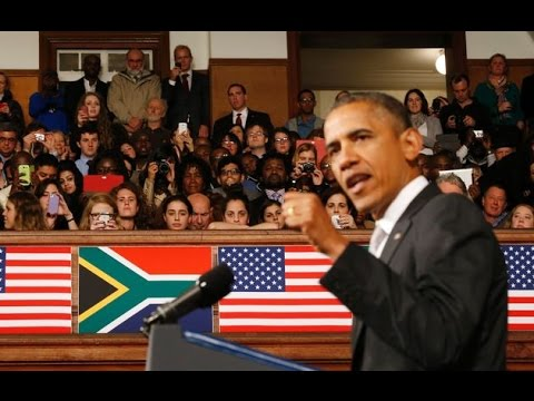 "Africa OWNS Obama!! ""Keep Your GAY Talk In America""!! 2016"